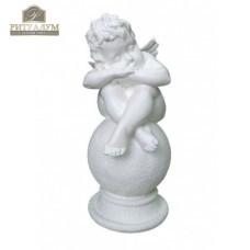 Скульптура из литиевого мрамора №1 — ritualum.ru