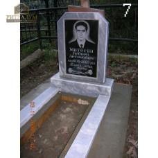 Памятник из мрамора - Малыш7 — ritualum.ru