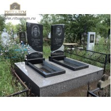 Зеркальный памятник 317 — ritualum.ru